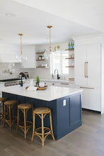 Blue Shaker - Quality Kitchens For Less