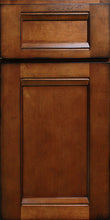 Brown Shaker Door