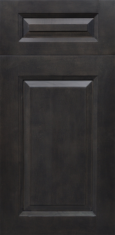 Mystic Gray Raised Panel Door - Quality Kitchens For Less