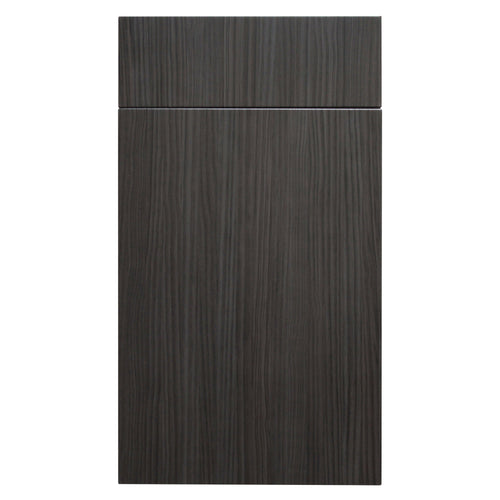 Charcoal Mist Wood Grain - Quality Kitchens For Less