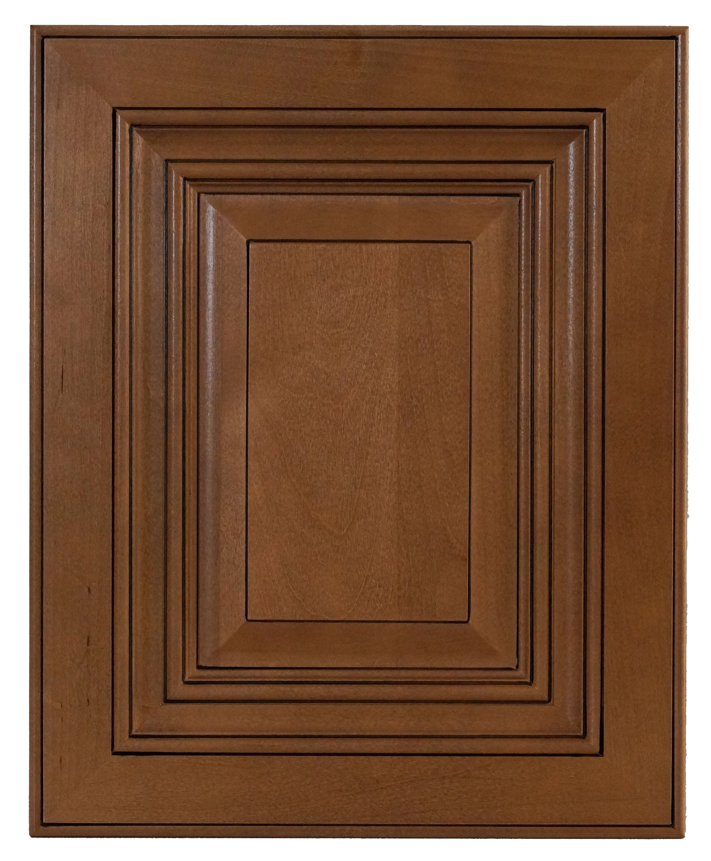 Glazed Cinnamon Maple Door - Quality Kitchens For Less