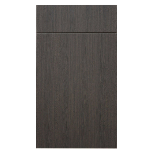 Dark Coffee Oak Grain - Quality Kitchens For Less