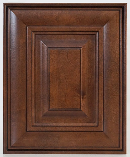 Macchiato Maple Raised Panel Door - Quality Kitchens For Less