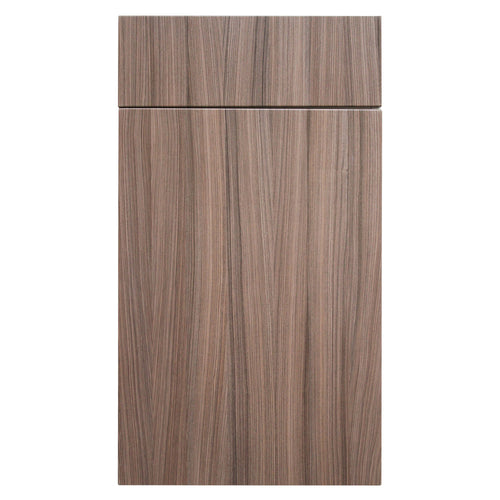 Tan Wood Grain Contemporary - Quality Kitchens For Less