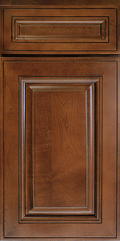 Walnut Raised Panel Door - Quality Kitchens For Less
