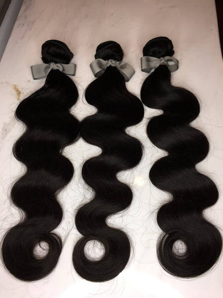 Posh Pure Blonde Body Wave