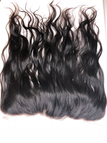 Posh Pure Body Wave Frontal