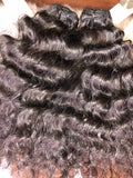 Posh Pure Indian Hair (Curly)