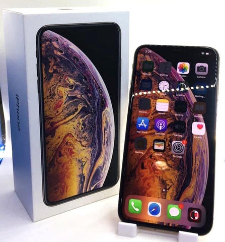 Apple iPhone XS Max<br>(256GB/4GB RAM)<BR>Color: Gold<br>(SKU: U731)