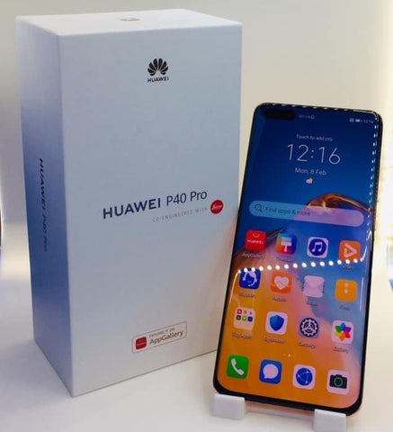 Huawei P40 Pro<br>(256GB/8GB RAM)<BR>Color: Blush Gold<br>(SKU: U743)