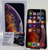 Apple iPhone XS Max<br>(64GB/4GB RAM)<BR>Color: Gold<br>(SKU: U774)