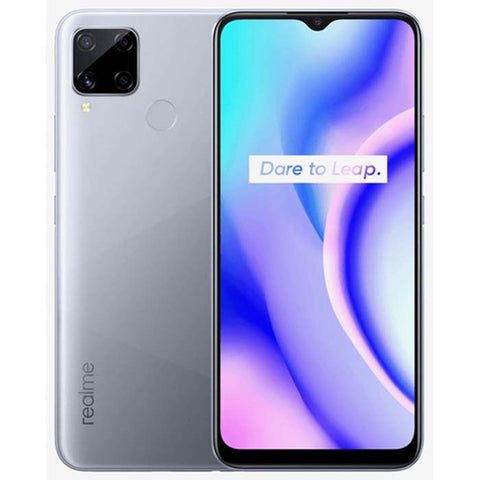"Realme C15<br>(64GB/4GB RAM)<BR><div style=""font-size:70%""><font color=""red"">FREE Gift Box!</font></div><div style=""font-size:70%"">2 Years Realme Singapore Warranty</div>"