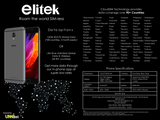 Elitek S1 <BR>(32GB/4GB RAM)<br>1 Year Local Warranty