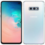 "Samsung Galaxy S10e<br>(128GB/6GB RAM)<br><p style=""color:#FF0000"";>New Arrival!</p>"