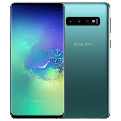 "Samsung Galaxy S10<BR>(128GB/8GB RAM)<br><p style=""color:#FF0000"";>New Arrival!</p>"