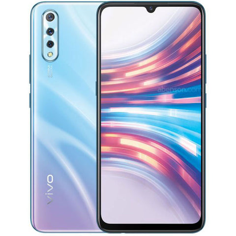 "Vivo S1 <br>(128GB/6GB RAM)<br>Call For Best Price!<br>2 Years Local Warranty<br><font color=""red"">(Fingo PS - $309)</font>"