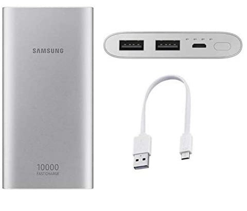 Samsung Battery Pack<br>10000 mAH<BR>Type-C Dual USB Port