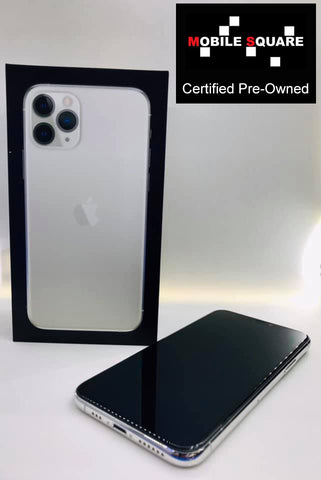 Apple iPhone 11 Pro<br>(64GB/4GB RAM)<BR>Condition: Used<BR>Color: Silver<br>(SKU: U126)