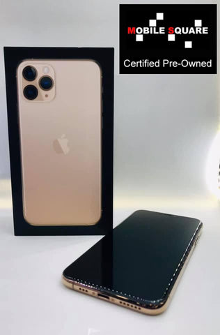 Apple iPhone 11 Pro<br>(256GB/4GB RAM)<BR>Condition: Used<BR>Color: Gold<br>(SKU: U171)