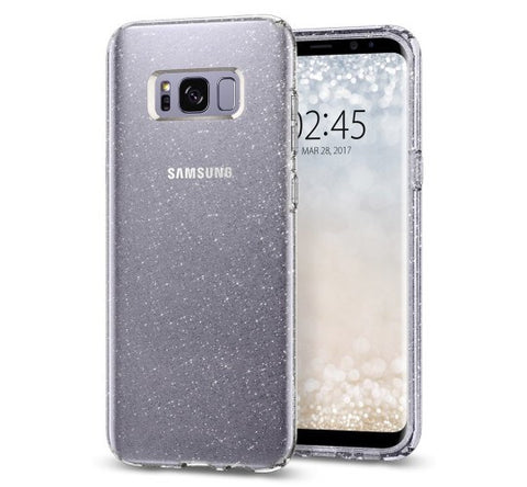 Spigen Liquid Crystal Glitter for Samsung Galaxy S8