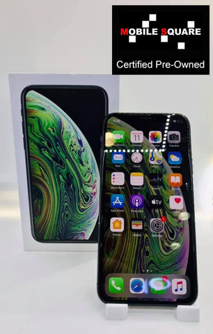 Apple iPhone XS<br>(64GB/4GB RAM)<BR>Condition: Used<BR>Color: Space Gray<br>(SKU: U159)