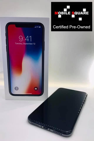 Apple iPhone X<br>(256GB/3GB RAM)<BR>Condition: Used<BR>Color: Space Grey<br>(SKU: U169)
