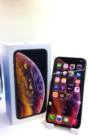 Apple iPhone XS<br>(512GB/4GB RAM)<BR>Condition: Used<BR>Color: Gold<br>(SKU: U740)