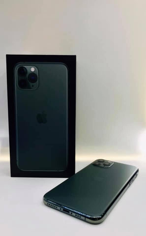 Apple iPhone 11 Pro<br>(256GB/4GB RAM)<BR>Condition: Used<BR>Color: Midnight Green<br>(SKU: U146)