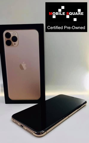 Apple iPhone 11 Pro Max<br>(512GB/4GB RAM)<BR>Condition: Used<BR>Color: Gold<br>(SKU: U144)