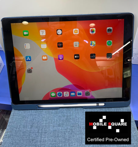 Apple iPad Pro 12.9 LTE<br>(Free Apple Pencil)<br>(128GB/4GB RAM)<BR>Condition: Used<BR>Color: Gray<br>(SKU: U174)