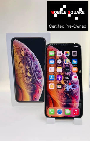 Apple iPhone XS<br>(256GB/4GB RAM)<BR>Condition: Used<BR>Color: Gold<br>(SKU: U184)