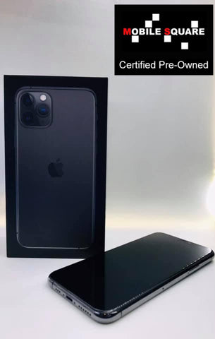 Apple iPhone 11 Pro<br>(256GB/4GB RAM)<BR>Condition: Used<BR>Color: Space Gray<br>(SKU: U141)