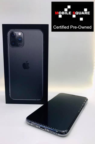 Apple iPhone 11 Pro<br>(256GB/4GB RAM)<BR>Condition: Used<BR>Color: Space Gray<br>(SKU: U170)