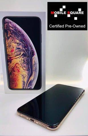 Apple iPhone XS Max<br>(256GB/4GB RAM)<BR>Condition: Used<BR>Color: Gold<br>(SKU: U153)