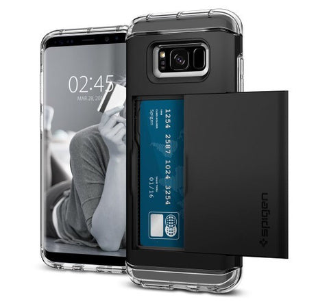 Spigen Crystal Wallet for Samsung Galaxy S8