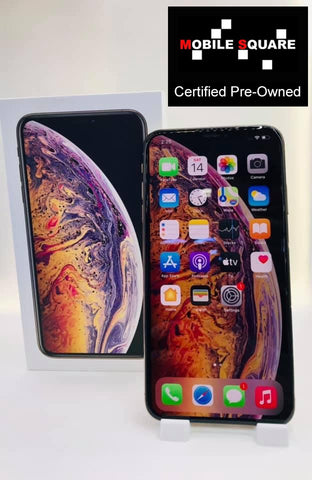 Apple iPhone XS Max<br>(64GB/4GB RAM)<BR>Condition: Used<BR>Color: Gold<br>(SKU: U185)