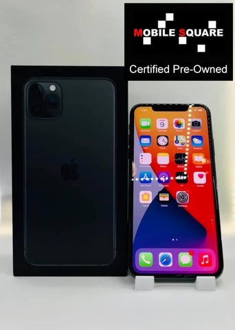 Apple iPhone 11 Pro Max<br>(256GB/4GB RAM)<BR>Condition: Used<BR>Color: Space Gray<br>(SKU: U176)