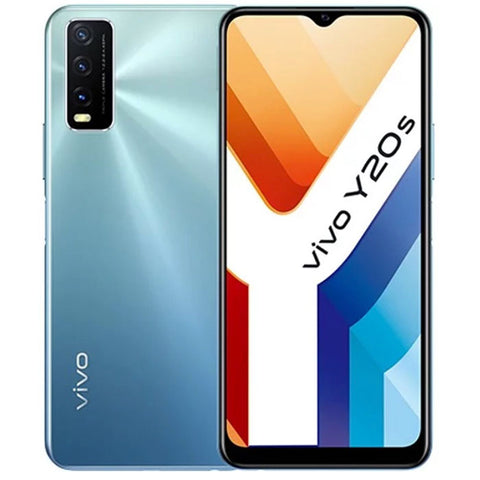 "Vivo Y20S<br>(128GB/6GB RAM)<BR><div style=""font-size:70%""><font color=""red"">$30 Cash Rebate + Gift Box!</font></div><div style=""font-size:70%"">2 Years Vivo Singapore Warranty</div>"