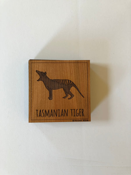 Tasmanian Timber Laser Cut Coasters