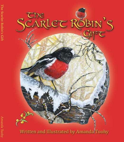 The Scarlet Robin's Gift Book
