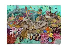 Puzzle - The Great Barrier Reef
