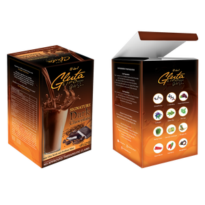 Glutalipo Gold Series Signature Dark Chocolate