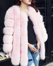 Audrey Coat- Light Pink