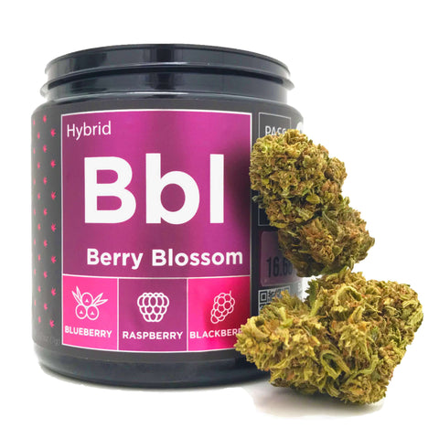 OG CBD Hemp Flower - Berry Blossom
