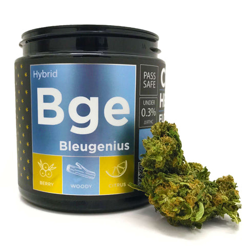 OG CBD Hemp Flower - Bleugenius