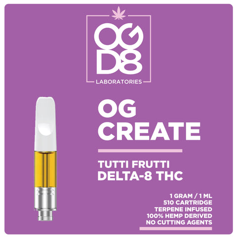 Delta 8 Vape Cartridge - Create