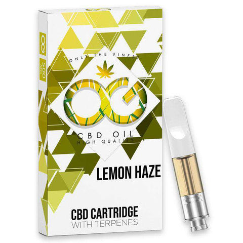 OG CBD Cartridge - Lemon Haze