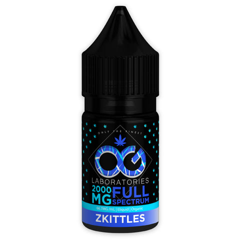 OG CBD Full Spectrum Eliquid - Zkittles