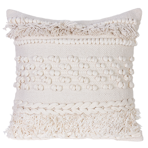 Boho Cream Cushion