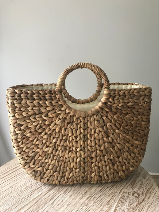 Seagrass Beach Basket
